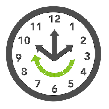 image of a clock
